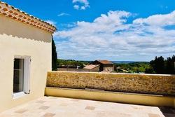 Maison de village avec terrasses - Nébian