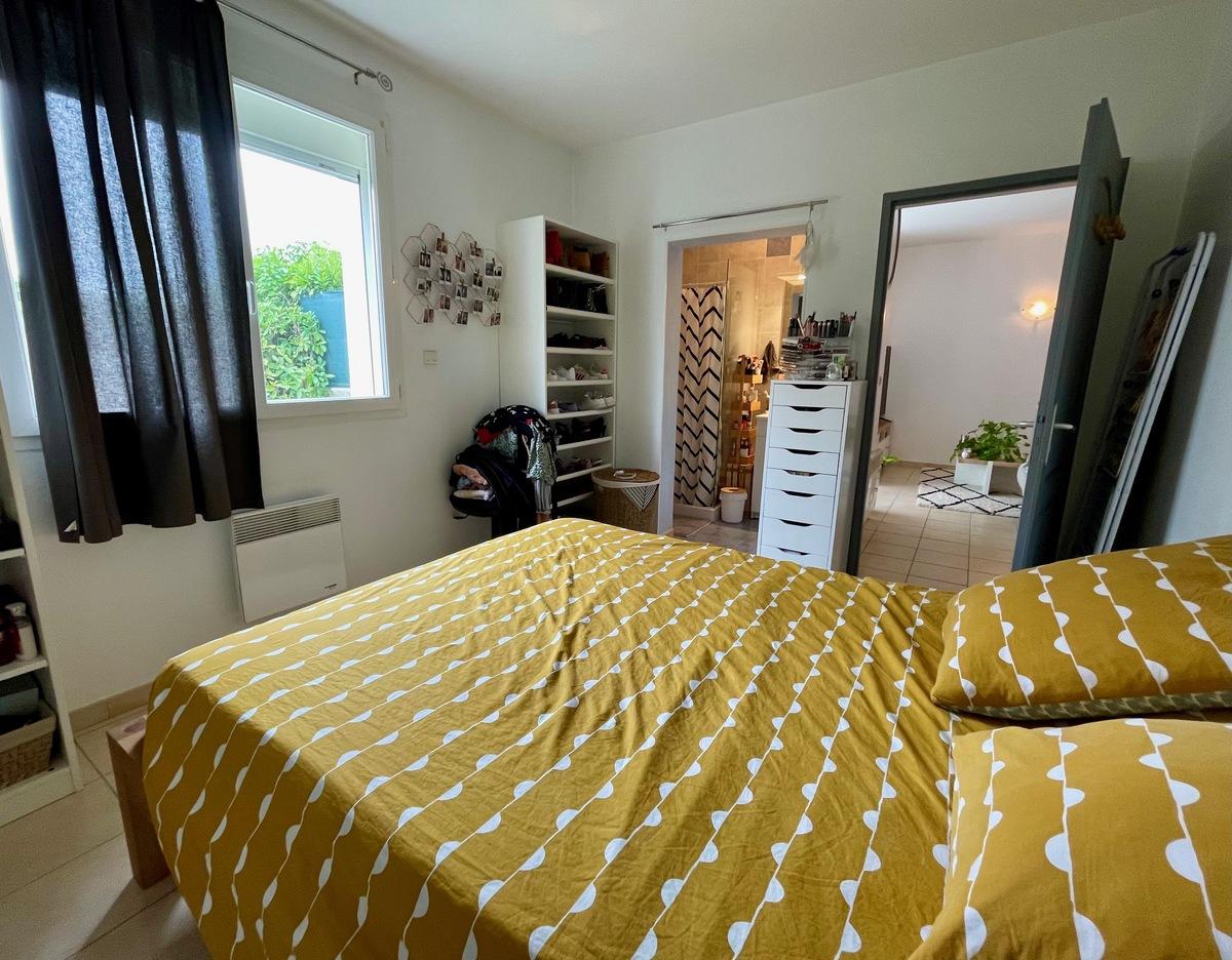 Appartement en rez-de-jardin - Aniane