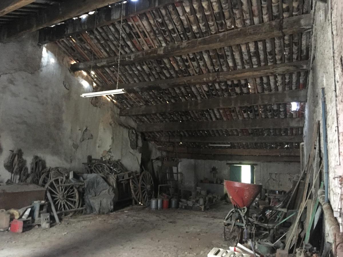 Remise en pierre - Saint-André-de-Sangonis