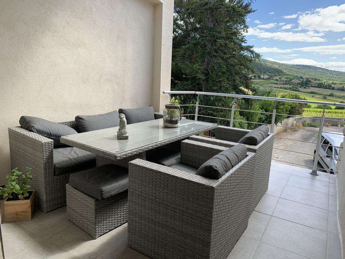 Maison de village avec terrasse - Montpeyroux